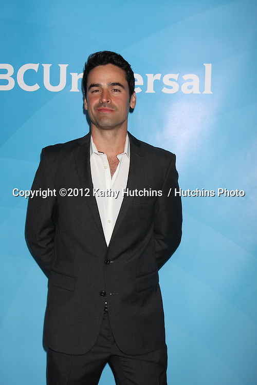 LOS ANGELES - JUL 24:  Jesse Bradford arrives at the NBC TCA Summer 2012 Press Tour at Beverly Hilton Hotel on July 24, 2012 in Beverly Hills, CA