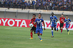 Persib Bandung vs Ayeawady United during the 2015 AFC Cup 2015 Group H match on May 13, 2015 at the Youth Training Centre in Bandung, Indonesia. Photo by Chaarly Lopulua / World Sport Group