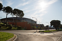 Auditorium Parco della Musica (by Renzo Piano)<br />