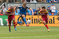 San Jose Earthquakes vs Real Salt Lake, April 05, 2015