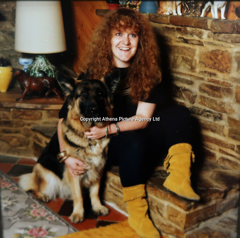 COPY BY TOM BEDFORD<br /> Pictured: Family handaout of Fional Jayne Scourfield<br /> Re: Formal identification has taken place late this afternoon of the female who was murdered at a property in the St Clears area in Carmarthenshire, Wales, UK, on Tuesday, March 6, 2018.<br /> Dyfed-Powys Police can confirm the deceased is 54-year-old Fiona Jayne Scourfield.<br /> The post mortem has been conducted.<br /> HM Coroner and next of kin have been informed.<br /> A cordon is still in place at the property as the investigation continues.<br /> The 16-year-old boy arrested on suspicion of murder remains in police custody.