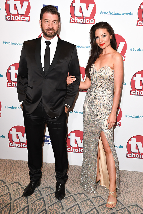 Nick Knowles<br /> arriving for the TV Choice Awards 2017 at The Dorchester Hotel, London. <br /> <br /> <br /> ©Ash Knotek  D3303  04/09/2017