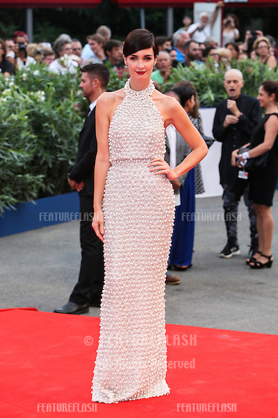 Paz Vega  at the Opening Ceremony, premiere of Everest at the 2015 Venice Film Festival.<br /> September 2, 2015  Venice, Italy<br /> Picture: Kristina Afanasyeva / Featureflash
