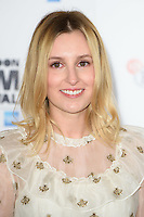 "Laura Carmichael<br /> at the London Film Festival photocall for the opening film, ""A United Kingdom"", Mayfair HotelLondon.<br /> <br /> <br /> ©Ash Knotek  D3159  05/10/2016"