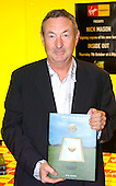 Pink Floyd - drummer Nick Mason - poses for photographers at the in-store signing of his autobiography 'Inside Out'  at the Virgin Megastore in London UK - 07 Oct.2004.  Photo credit: George Chin/IconicPix
