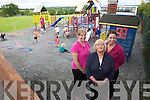 Duagh Childcare: Eleanor O'Mahoney, Mairead McEnery and Bernie Keane.