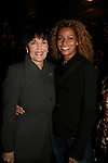 Actress Linda Dano & Michelle Hurd (now on Gossip Girl)- both were on Another World at the First Annual StarPet 2008 Awards Luncheon as dogs and cats compete for a career in showbusiness on November 10, 2008 at the Edison Ballroom, New York, New York. The event benefitted Bideawee and NY SAVE. (Photo by Sue Coflin/Max Photos
