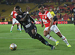 Santa Fe venció 2-0 a Once Caldas en Bogotá. Fecha 20 Liga Águila I-2016