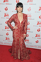 NEW YORK, NY - FEBRUARY 07: Becky G attends The American Heart Association's Go Red For Women Red Dress Collection 2019 Presented By Macy's at Hammerstein Ballroom on February 7, 2019 in New York City.     <br /> CAP/MPI/GN<br /> &copy;GN/MPI/Capital Pictures