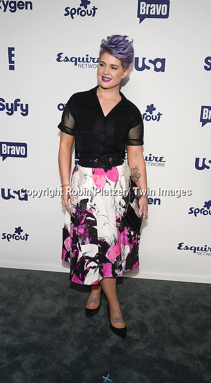 Kelly Osbourne attends the NBCUniversal Cable Entertainment Upfront <br /> on May 15, 2014 at The Javits Center North Hall in New York City, New York, USA.