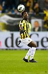 Nederland, Arnhem, 6 oktober 2012.Eredivisie.Seizoen 2012-2013.Vitesse-SC Heerenveen (3-3).Wilfried Bony van Vitesse