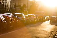 SÃO PAULO, SP, 29.04.2015 - TRÂNSITO-SP -  Trânsito intenso na Avenida Vital Brasil região sul da cidade de São Paulo no fim da tarde dessa quarta-feira, 29. ( Foto: Kevin David / Brazil Photo Press ).