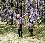 Выйти из леса на поляну (1987)