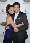 Jennifer Love Hewitt and Ross McCall arriving at the 5th Annual Runway For Life benefiting St. Jude Children's Research Hosptal, at the Beverly Hilton Hotel Beverly Hills, Ca. October 11, 2008. Fitzroy Barrett
