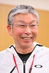 Toshiaki Imamura, APRIL 21, 2013 : The Building up Team Japan 2013 for Sochi at Ajinomoto NTC, Tokyo, Japan. (Photo by AFLO SPORT)