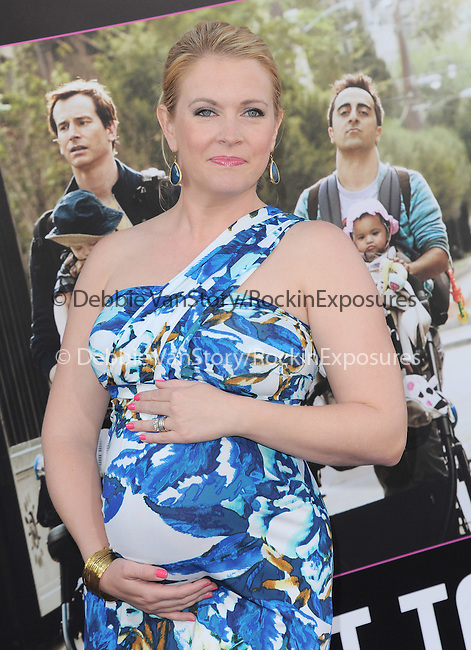 Melissa Joan Hart at Lionsgate L.A. Premiere of  What to Expect When You're Expecting held at The Grauman's Chinese Theatre in Hollywood, California on May 14,2012                                                                               © 2012 Hollywood Press Agency