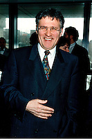 Environment Minister Paul Begin in April 1998<br /> Paul B&Egrave;gin, Ministre de l'environnement du Qu&Egrave;bec, en 1998<br />  photo by Pierre Roussel / Images Distribution