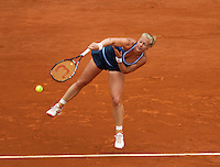 France, Paris, 02.06.2014. Tennis, French Open, Roland Garros, Kiki Bertens (NED)  <br /> Photo:Tennisimages/Henk Koster