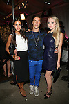 Reya Benitez,Andrew Warren and Tiffany Trump Attend The Barbie & CFDA Fashion Lounge VIP Event Featuring 5 CFDA Designers' one-of-a-king Looks Inspired by The Barbie Fashion Design Maker - A New Product Out for girls this fall Held in the Meat Packing District, NY