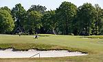 WINTERSWIJK -  Hole 8 met vakantiehuizen, Golf & Country Club Winterswijk, golfbaan De Voortwisch.     COPYRIGHT  KOEN SUYK