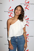 LOS ANGELES - MAR 26:  Christel Khalil at the The Young and The Restless Celebrate 45th Anniversary at CBS Television City on March 26, 2018 in Los Angeles, CA