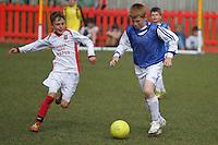 U10 Premier FC (blue) v Hasting Town Youth