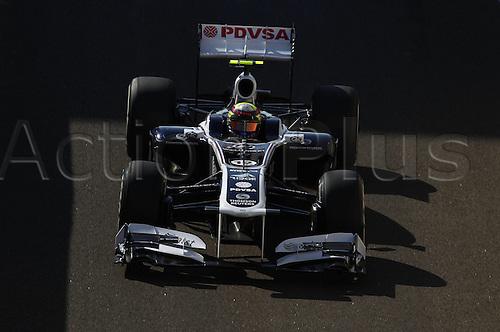 12 11 2011  FIA Formula One World Championship 2011 Grand Prix of Abu Dhabi 12 Pastor Maldonado Ven AT Williams motor aviation Formula 1 F1 F World Cup GP UAE Abu Dhabi