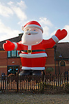 Inflatable Father Christmas