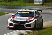 RealTime Racing Honda Civic Type-R TCR: Ryan Eversley