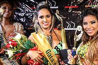 SAO PAULO, SP, 17.12.2014 - CONCURSO GATA DO BRASIL - Gaby Rodrigues candidata do Estado do Sergipe vencedora do Concurso Gata do Brasil no Club 33 na Barra Funda regiao oeste de São Paulo na noite de ontem, 17.  (Foto: Amauri Nehn / Brazil Photo Press).
