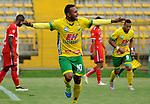 Fortaleza igualó con Huila 1-1 en Bogotá. Fecha 15 Liga Águila I-2016