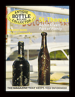 MCA-Antique Bottle & Glass Collector Mar 2001
