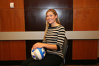15 December 2006: Stanford Cardinal Bryn Kehoe was named to the Second Team during Stanford's 2006 American Volleyball Coaches Association (AVCA) Division I All-American Teams Award Banquet at the Qwest Center in Omaha, NE.