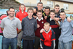 Garda Project Football Team at the Open Day for Boyne Garda Youth Project...Picture Jenny Matthews/Newsfile.ie