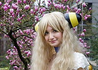 Sakura Con 2016, Seattle, Washington, USA.