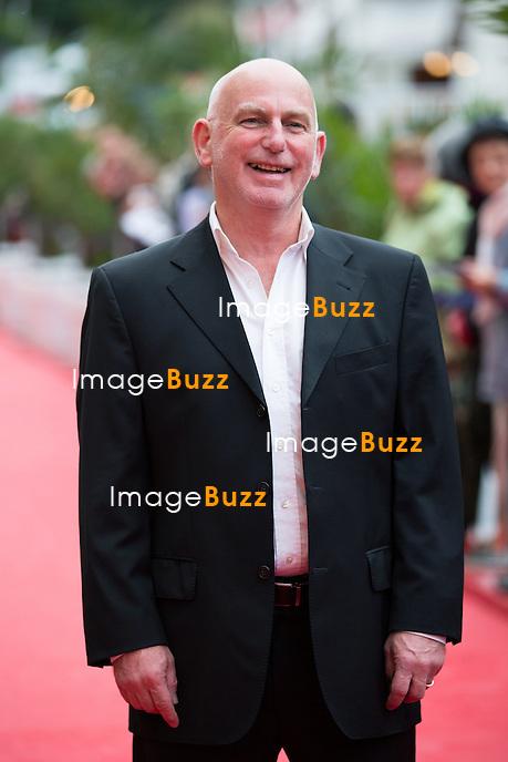 Gary Lewis lors de la soir&eacute;e d'ouverture du 27&egrave;me Festival du film britannique de Dinard. <br /> France, Dinard, 29 septembre 2016.<br /> Opening night of 27th Edition of the Dinard British Film Festival.<br /> France, Dinard, 29 September 2016.