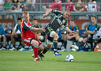 Toronto FC vs Seattle Sounders FC June 18 2011