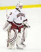 Laura Bellamy (Harvard - 1) - The Harvard University Crimson defeated the Northeastern University Huskies 1-0 to win the 2010 Beanpot on Tuesday, February 9, 2010, at the Bright Hockey Center in Cambridge, Massachusetts.