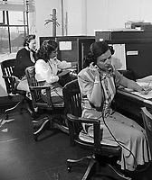 Los Angeles Housing Department, 1949. CREDIT: JOHN G. ZIMMERMAN