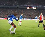28.11.2019: Feyenoord v Rangers: Glen Kamara