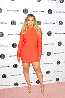 LOS ANGELES - AUG 12: Iskra Lawrence at the 5th Annual BeautyCon Festival Los Angeles at the Convention Center on August 12, 2017 in Los Angeles, California