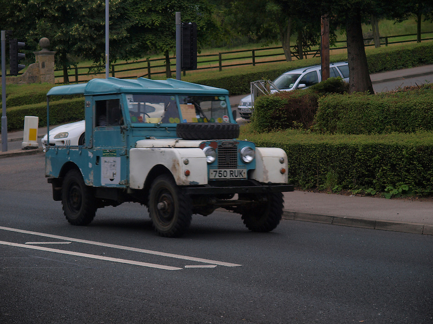 Land Rover Series One Pick Up Trucks - 1958