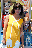"""LOS ANGELES - JUL 23:  Constance Zimmer, Colette Zoe Lamoureux at """"The Emoji Movie"""" Premiere at the Village Theater on July 23, 2017 in Westwood, CA"""