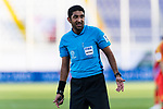 FIFA Referee Mohammed Abdulla Hassan Mohamed (UAE) gestures during the AFC Asian Cup UAE 2019 Group C match between China (CHN) and Kyrgyz Republic (KGZ) at Khalifa Bin Zayed Stadium on 07 January 2019 in Al Ain, United Arab Emirates. Photo by Marcio Rodrigo Machado / Power Sport Images