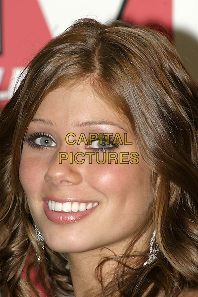 NIKKI SANDERSON.TV Quick Awards 2004 At The Dorchester, London, W1.September 6th, 2004.Nicky, Niki, headshot, portrait.www.capitalpictures.com.sales@capitalpictures.com.© Capital Pictures.