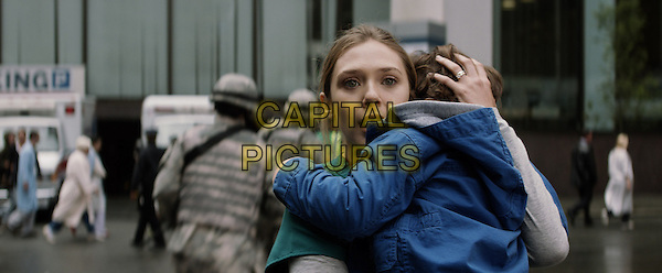 Elizabeth Olsen<br /> in Godzilla (2014) <br /> *Filmstill - Editorial Use Only*<br /> CAP/NFS<br /> Image supplied by Capital Pictures