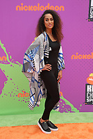 LOS ANGELES, CA July 13- Skylar Diggins-Smith, At Nickelodeon Kids' Choice Sports Awards 2017 at The Pauley Pavilion, California on July 13, 2017. Credit: Faye Sadou/MediaPunch
