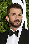NEW YORK, NY - JUNE 11:  Michael Aronov attends the 71st Annual Tony Awards at Radio City Music Hall on June 11, 2017 in New York City.  (Photo by Walter McBride/WireImage)
