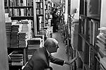 BUYING BOOKS LONDON 1970S