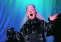 Peter Pan with Richard Wilson opens at the Royal Festival Hall on 18/12/02  pic Geraint Lewis